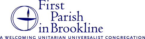 First Parish in Brookline UU Logo